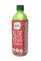 ALOES ALOE VERA STRAWBERRY