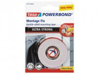 Monteringstape TESA ULTRA STRONG 1,5mx1