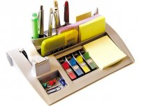 Bordställ POST-IT Organizer C50 silver