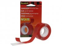 Monteringstejp SCOTCH super transp1,5x1