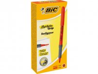 Överstrykningspenna BIC Grip Orange