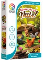 Spel Squirrels Go Nuts