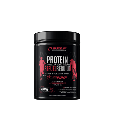Protein Refuel Rebuild 900g Orange